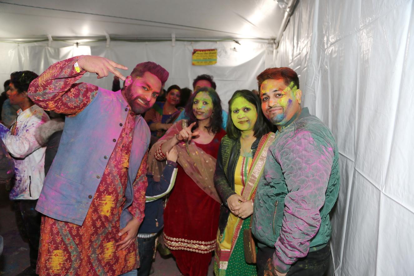 Devi Mandir – Holi Show 2019