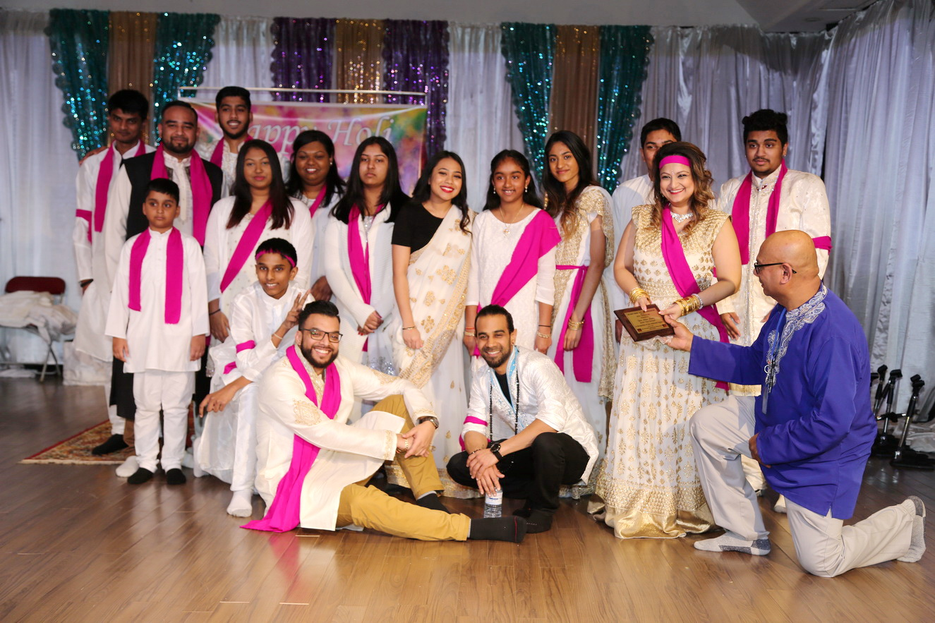 OHCA Chowtaal Samelan @ The Devi Mandir – Saturday March 2nd 2019